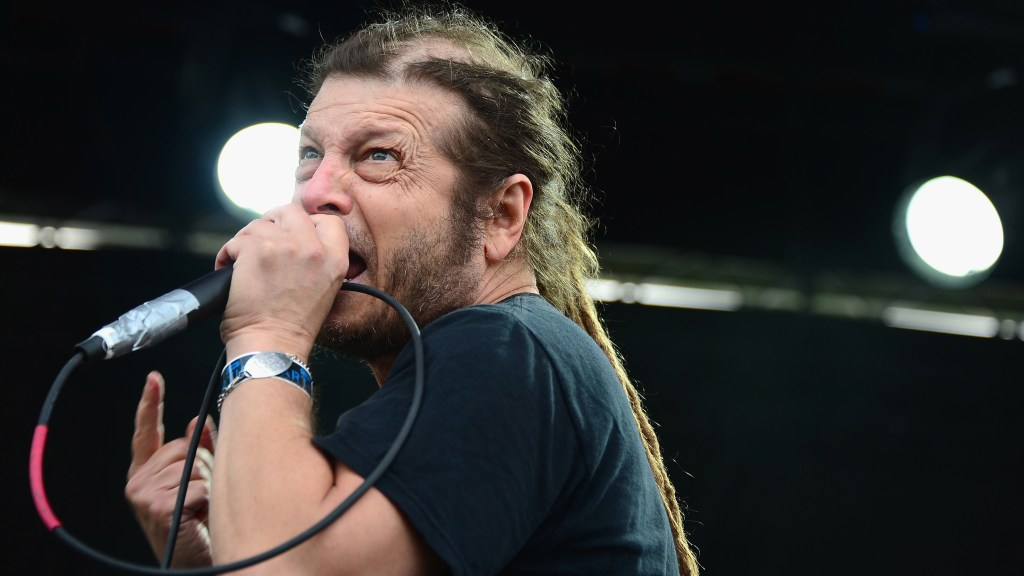 Keith Morris Courtesy of Getty Images