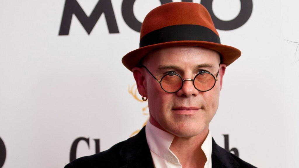 Thomas Dolby at the Glenfiddich Mojo Honors List 2011