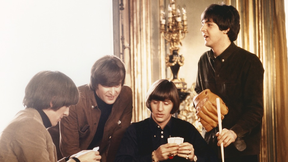 "The Beatles in ""Help!"""