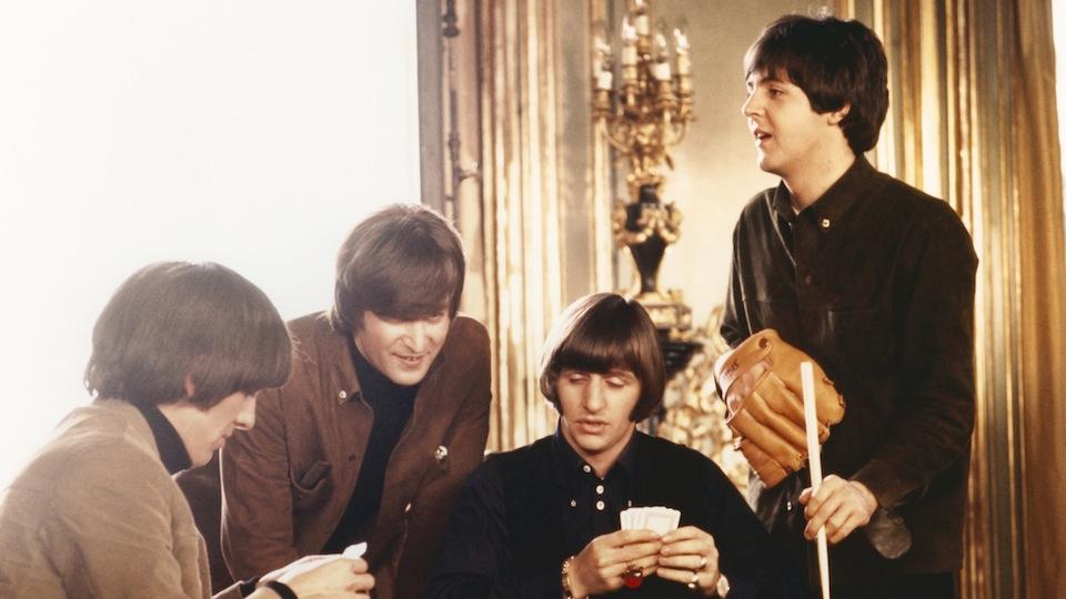 "The Beatles in ""Help!"""