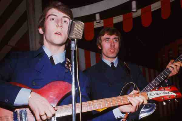 Moody Blues 1965 Getty