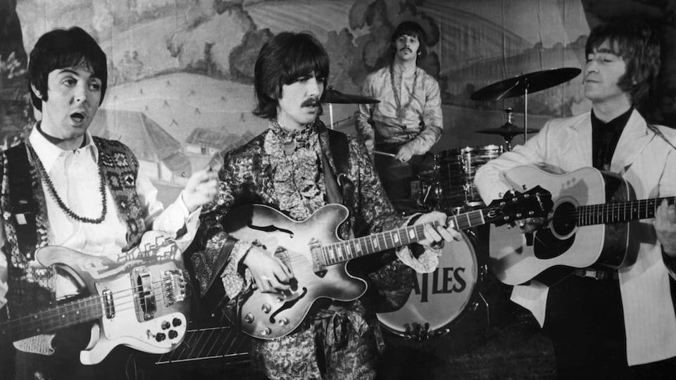 Beatles Esher demos