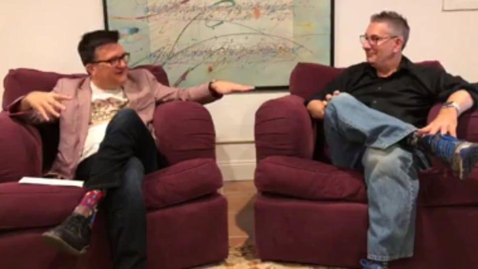 Ken Womack and Scott Freiman