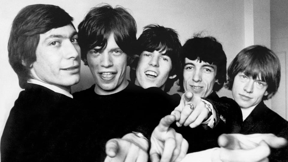 rolling stones albums
