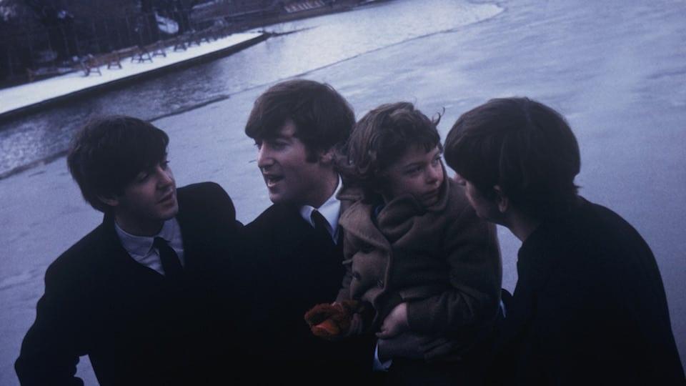 Beatles kid books