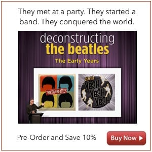 early beatles ad