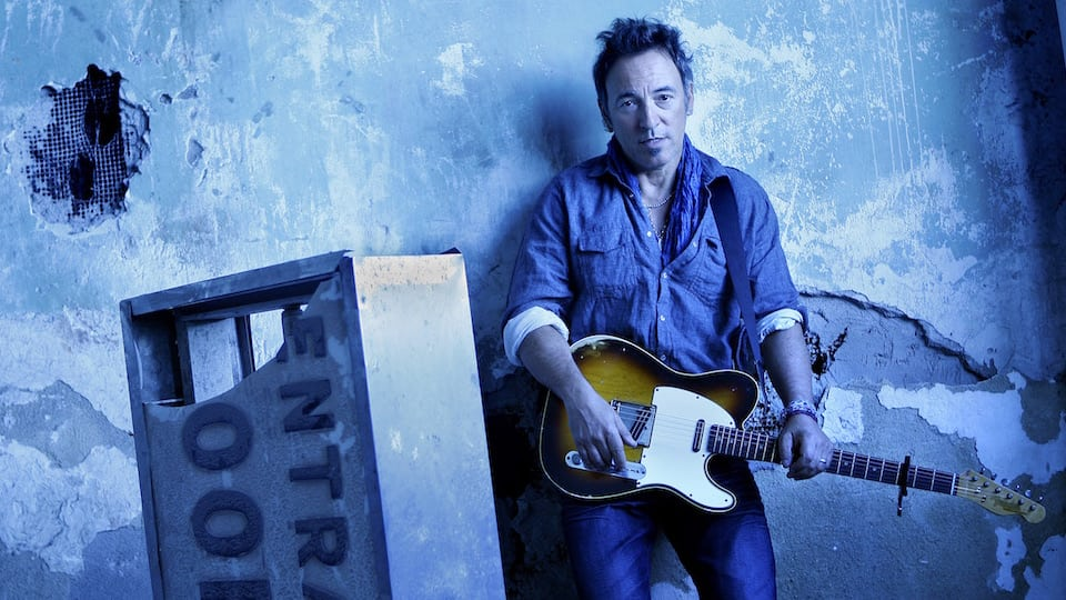 springsteen working on a dream