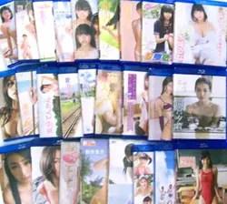ジュニアアイドル DVD Blu-ray 買取