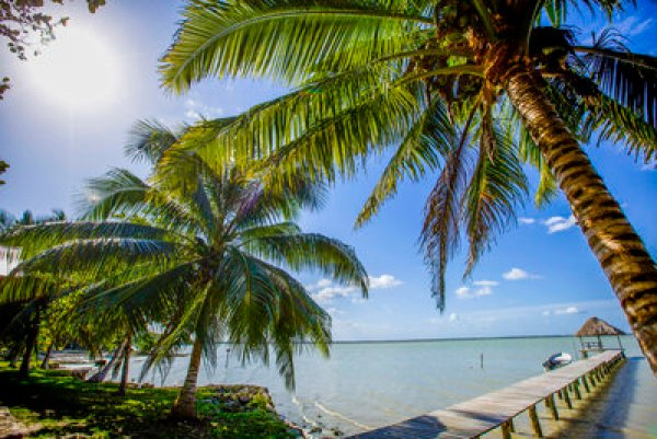 belize beaches
