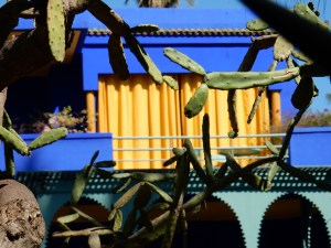 Jardin Majorelle in Marrakesh