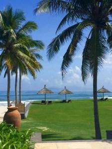 modern beach resort in Da Nang