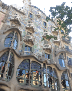 Gaudi and Barcelona