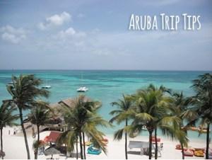 Aruba trip