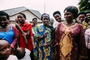 humanity unified international women in rwanda