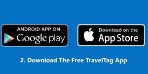 traveltag app