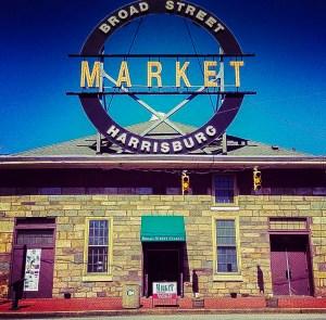 Broad Street Market in Harrisburg