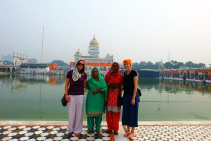 India life with friends