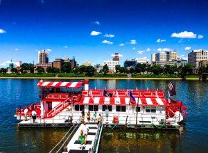 Pride of the Susquehanna Riverboat Harrisburg