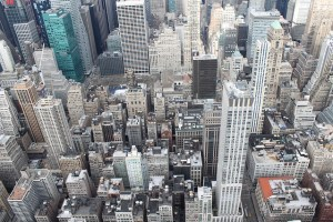 Venture NY Interview and new york city from above