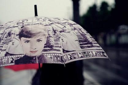umbrella and los angeles culture