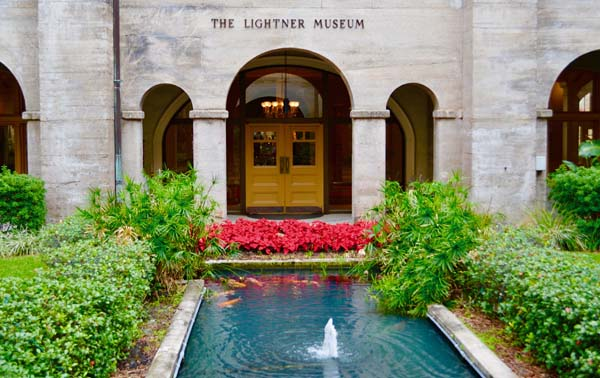 The Lightner Museum in St. Augustine, Florida