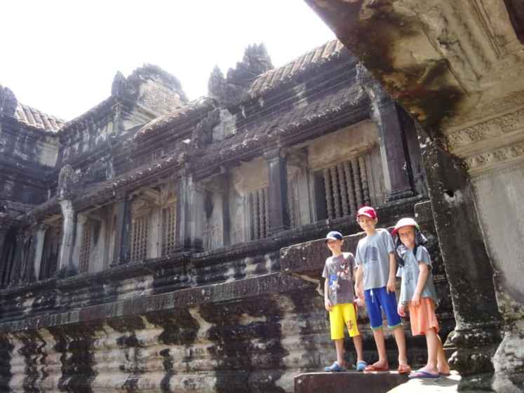 Cultural Understanding: Angkor wat