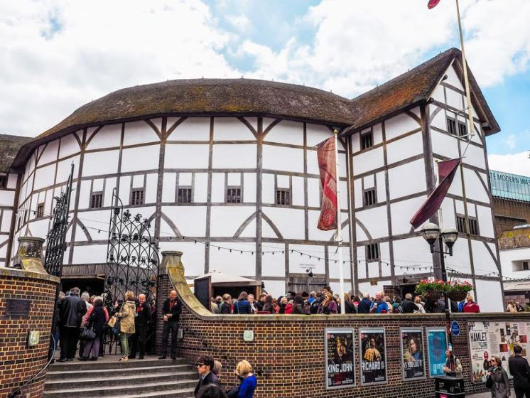 London experience: Globe Theater