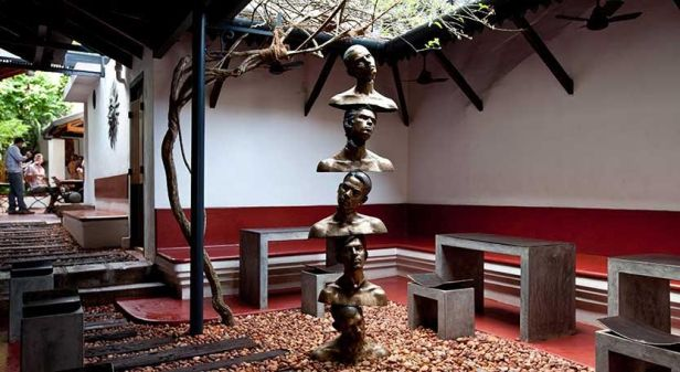 Kashi Art Cafe, Kochi