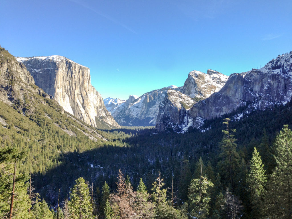 Yosemite from Josh McNair