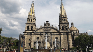 Guadalajara Cathedral architecture
