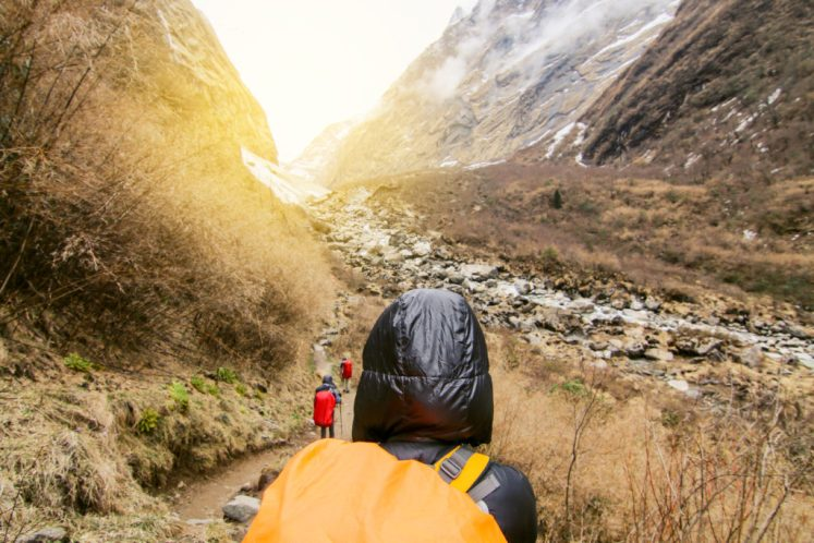 hiking company