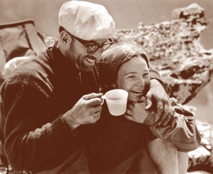 royal robbins and liz robbins together