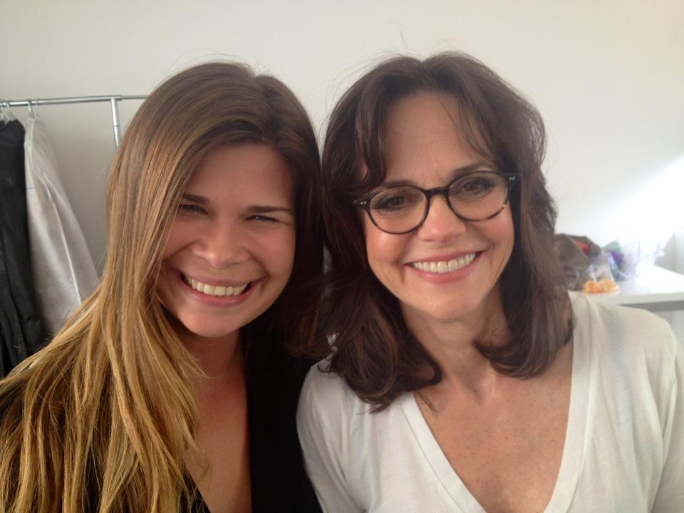 julie off duty sally field