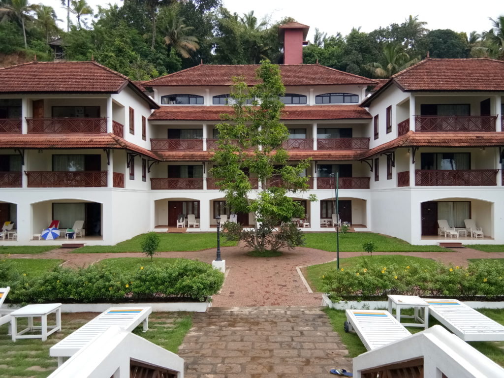 Stay at Travancore Heritage