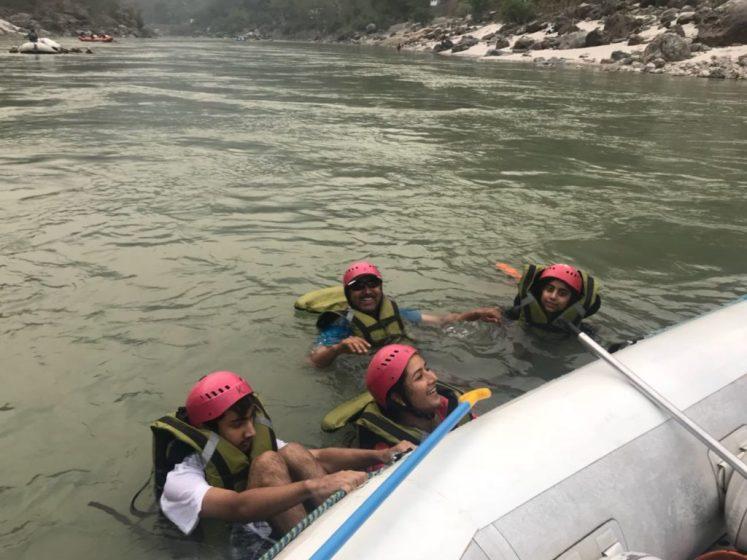 Rishikesh River-Rafting