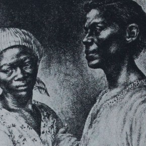 Negro Digest Publishes Charles White's 'Images of Dignity'