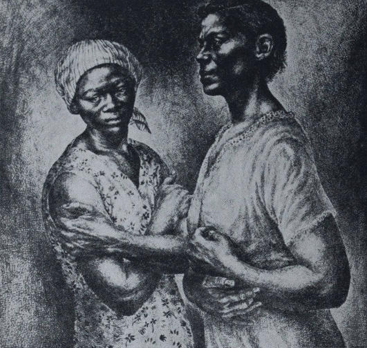 charles white - oh, mary, don't you weep