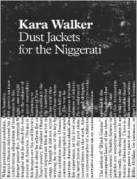 kara walker - dust jackets