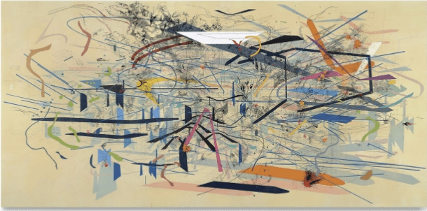 Julie Mehretu Ranks Among Most Expensive Women Artists