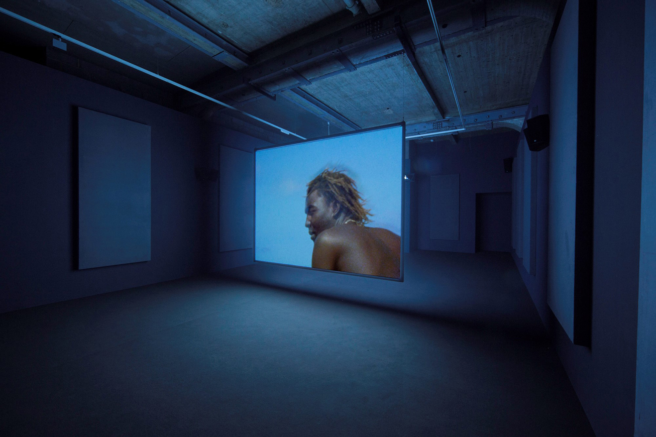 Steve McQueen, Ashes, 2014. Installation view. Courtesy of the artist and Thomas Dane Gallery, London (2)