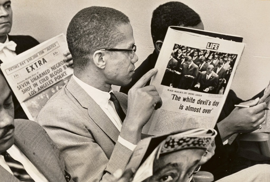Assassinated 50 Years Ago Malcolm Xs Powerful Image Message Still