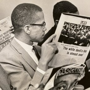 Assassinated 50 Years Ago, Malcolm X's Powerful Image, Message Still Resonate