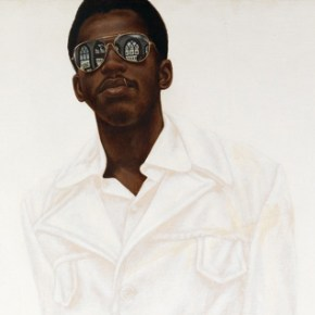 'Ascension': Swann's April 2 African American Fine Art Auction Features Barkley L. Hendricks