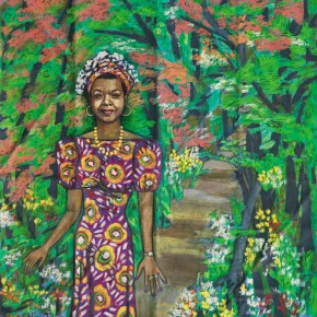 Swann Announces September Sale of Maya Angelou's Art Collection