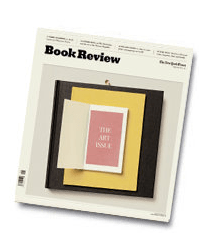 nyt sunday book review - art issue