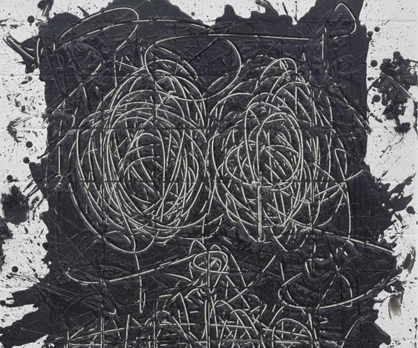 rashid johnson - untitled anxious men
