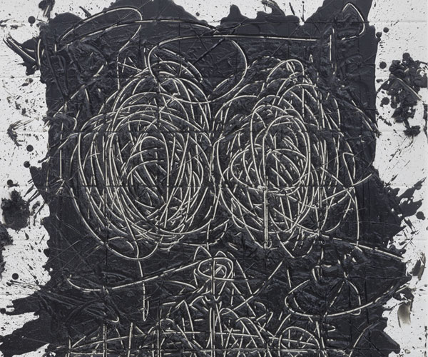 rashid johnson - untitled anxious men