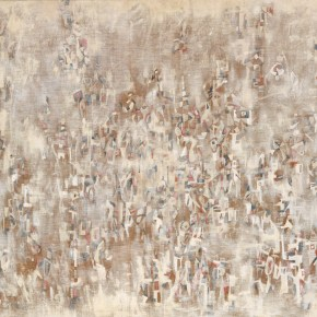 Record Breaker: Norman Lewis Painting Sells for Nearly $1 Million at Swann Auction