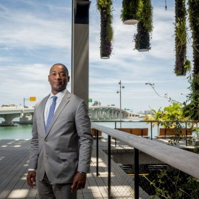 Culture Talk: Franklin Sirmans on Leading the Pérez Art Museum in Miami