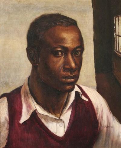 Wilson, John-Self Portrait